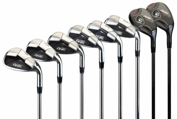 The new set follows similar modifications to that of the popular AFX Pro Series irons. Thinning the top line and ...