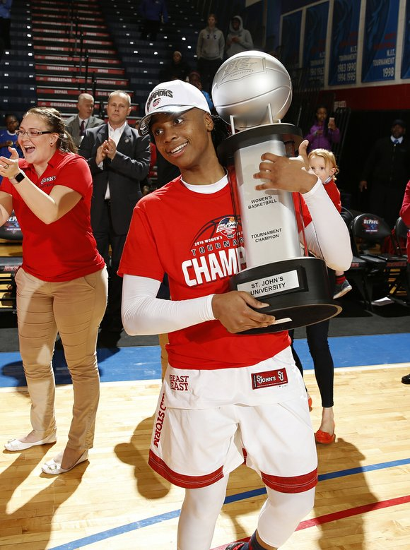 Post-season cut short for New York and New Jersey Division I NCAA Women's basketball teams.