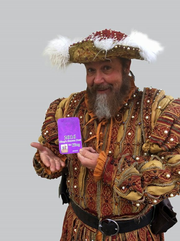 The Texas Renaissance Festival is giving its patrons another reason to get excited for the much-anticipated season of food, fun ...