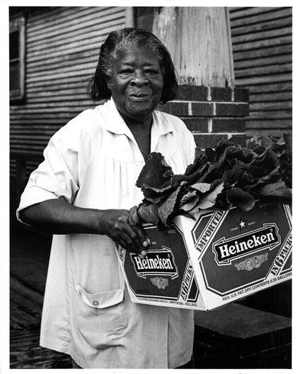 "Photo entitled ""Mama Greens"" by Ray Carrington, III"