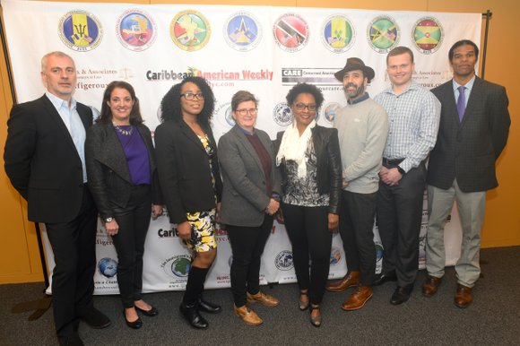 The New American Chamber of Commerce held its annual Diversity Procurement Conference last week.