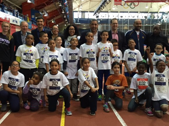 The New Balance Track & Field Center at the Armory in Washington Heights will once again be a focal point ...