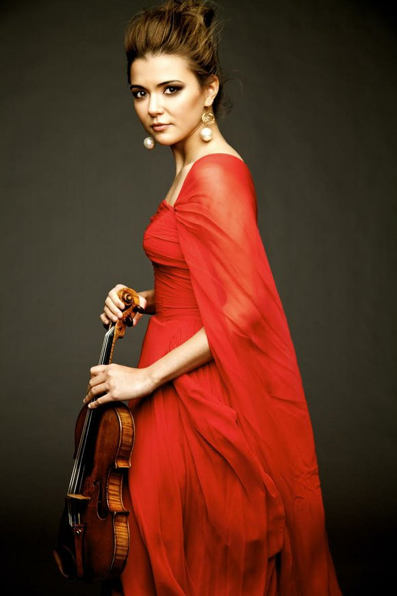 Celebrated violinist Karen Gomyo will join the Houston Symphony for a concert of Mozart and Bruckner at 8 p.m. April ...