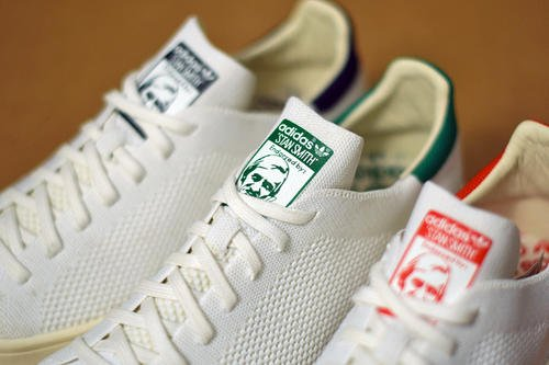 A breath of fresh air for the classic Stan Smith.