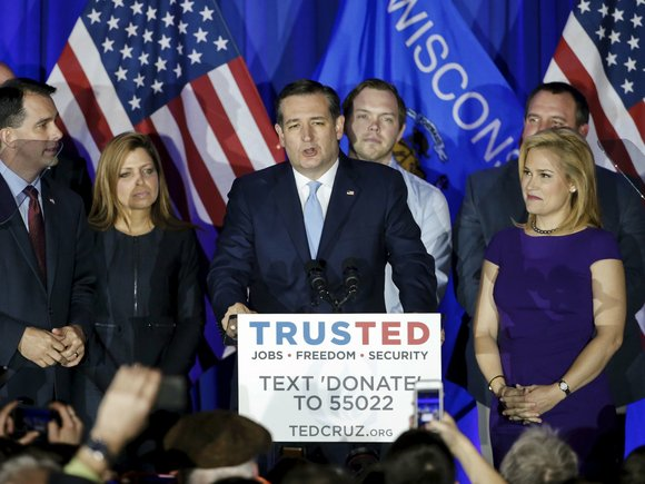 Ted Cruz's win over Donald Trump in Wisconsin means a contested GOP convention is not only possible, but may be ...