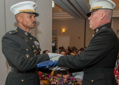 When Jason B. Davis left for the United States Marine Corps (USMC), on June 9, 1984, the Baltimore City College ...