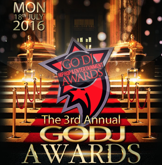 Go DJ Awards 2016 Scheduled for Monday July 18, at NRG Center in Houston