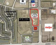 Thomas Toyota will build a new dealership on Weber Rd in Romeoville.