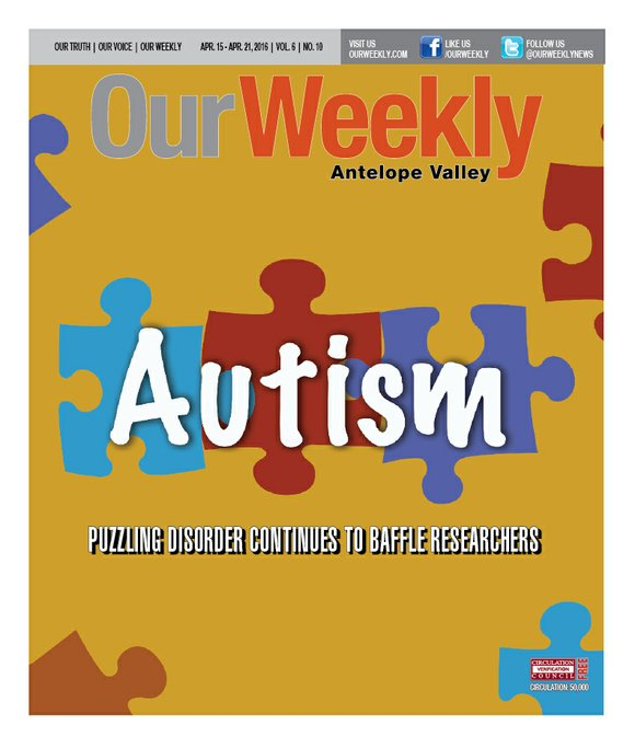 The numbers appear to be holding steady in the United States regarding the prevalence of Autism Spectrum Disorder (ASD).