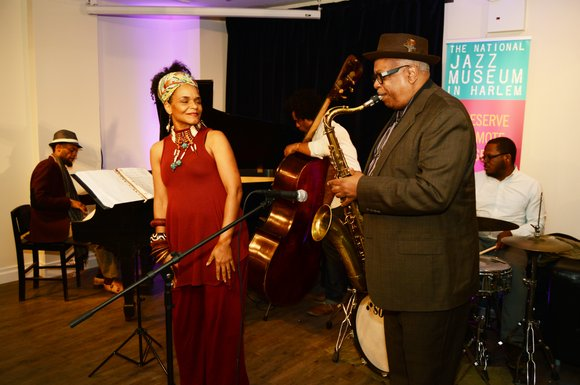 March 29 was a special night. At 58 West 129th St. and Lenox Avenue, the National Jazz Museum in Harlem ...