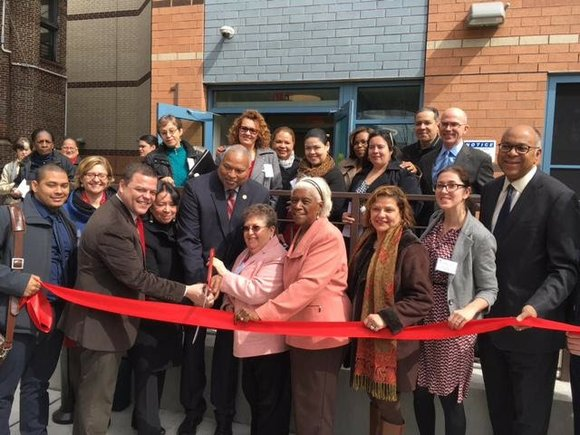 Health and human service not-for-profit Comunilife opens its newest supportive and affordable housing building in the Bronx.