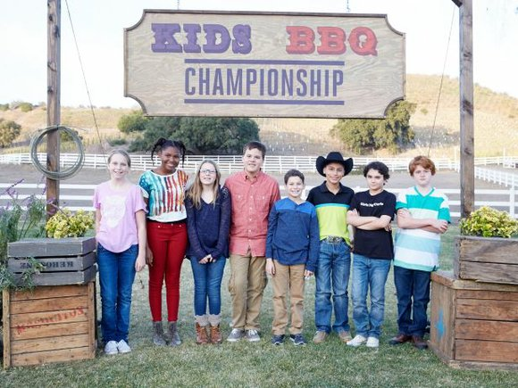Eight of the country's finest young BBQers cook it out in the first-ever battle to find the best kid grill ...