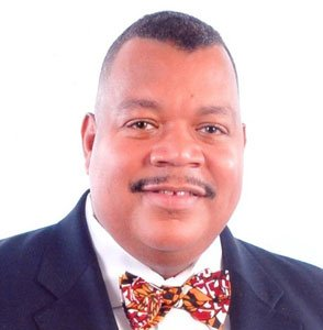 Dr. Gregory Wm. Branch, executive director of Unified Voices and director of the stage play.