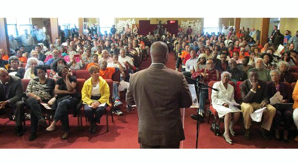 Community members are becoming increasingly angry and concerned about the future of Richmond Public Schools, especially after the Richmond School ...