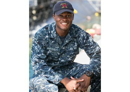 A 2014 Friendship Academy of Science and Technology graduate and Baltimore native is serving in the U.S. Navy as part ...