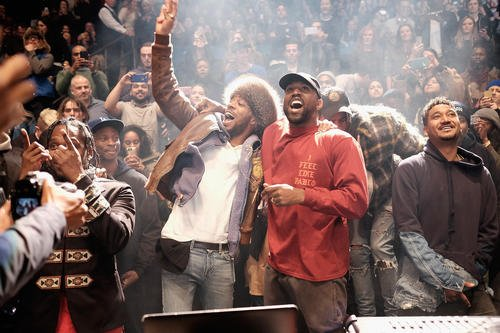 """Kanye West is bringing """"The Life of Pablo"""" on the road for """"The Saint Pablo"""" tour."""
