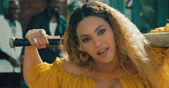"""Some of the most powerful words in Beyonce's visual album """"Lemonade"""" do not belong to the singer."""