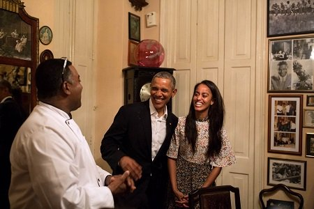 Malia Obama, the oldest of President Barack Obama and first lady Michelle Obama's two daughters, will attend Harvard University.