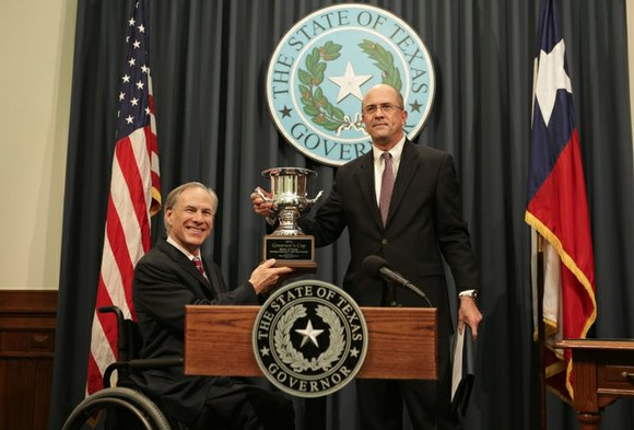 Governor Greg Abbott issued a statement following the announcement that the State of Texas will file a lawsuit against the ...