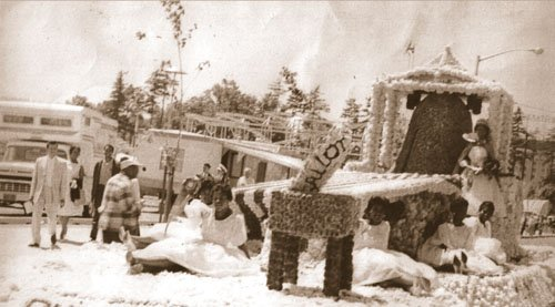 In June 1952, diversity is brought to the Portland Rose Festival when Arthur 'Bantu' Palmer Jr. commissions his own float to showcase young black females from the community.