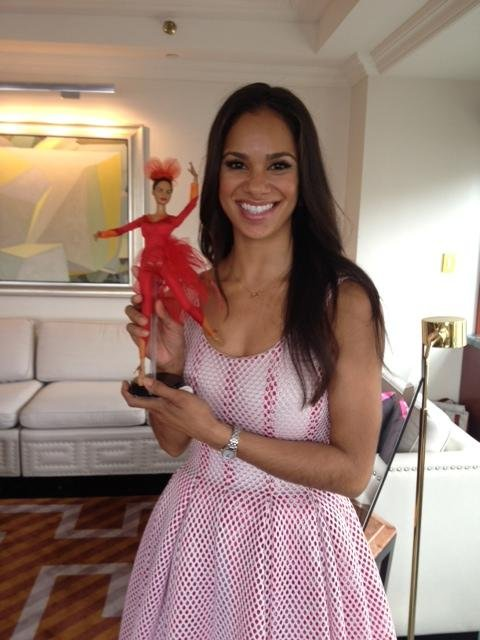 This is an amazing time for ballerina Misty Copeland. On May 2, one of the world's largest toy manufacturers, Mattel, ...