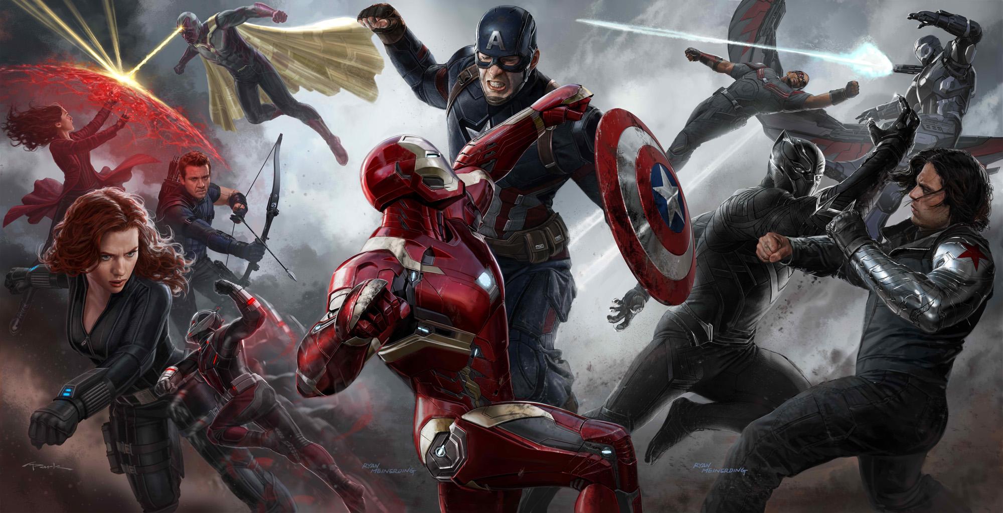 Captain America Civil War A Conversation New York Amsterdam News The New Black View