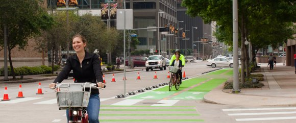 May is National Bike Month and the City of Houston is celebrating. The City and Bike Houston are hosting a ...