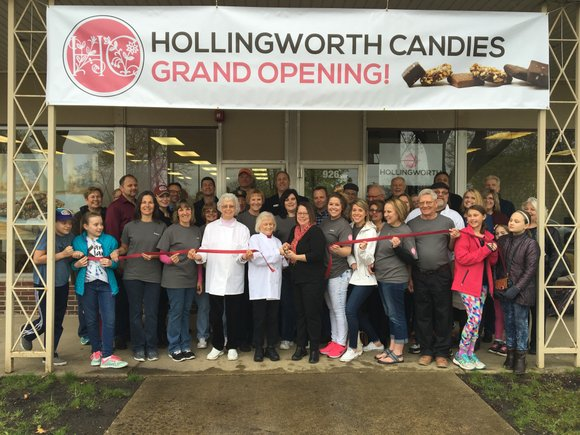 A staple of the Lockport business landscape for 30 years, the confections curator recently opened a new production facility on ...