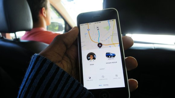 California's state government's slated to pass a bill that would make workers of app-based companies like Uber and Lyft full ...