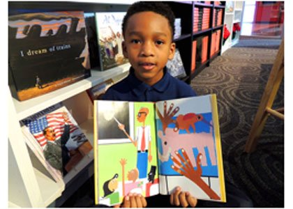 Dive into the world of kids' literature focused on African Americans and people of other ethnicities on Saturday, May 14 ...