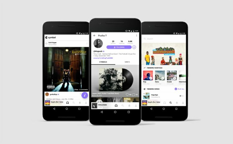 Cymbal Launches Android Beta Houston Style Magazine Urban Weekly Newspaper Publication Website