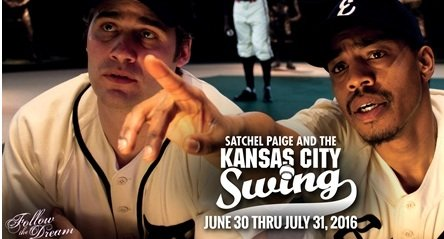 The Ensemble Theatre Kicks Off its 2015-2016 season finale with Satchel Paige and the Kansas City Swing written by Try ...