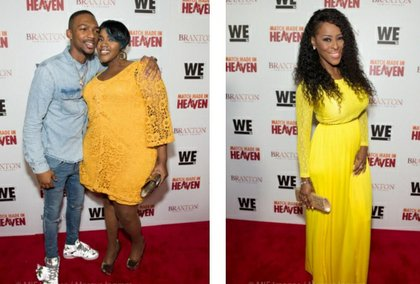 Mishon and Kelly Price (left); Beautii J (right)
