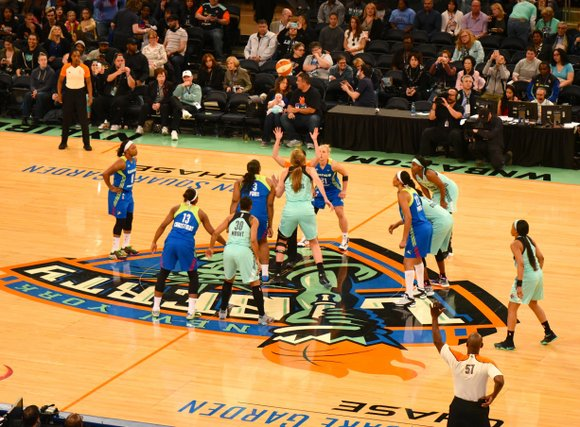 It's only two wins and there's a long season ahead was the sentiment of New York Liberty coach Bill Laimbeer ...