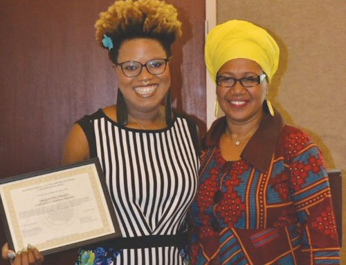 The International Center for Traditional Childbearing in Portland has graduated the first cohort of African American Childbirth Educators.