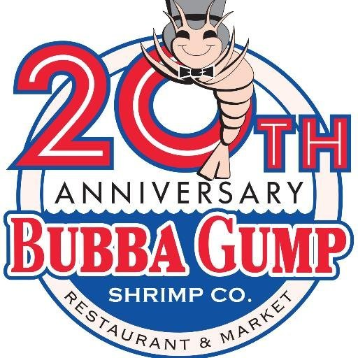 Bubba Gump Shrimp Co celebrates its 20th anniversary and is partnering with the Gary Sinise Foundation, an organization that supports ...