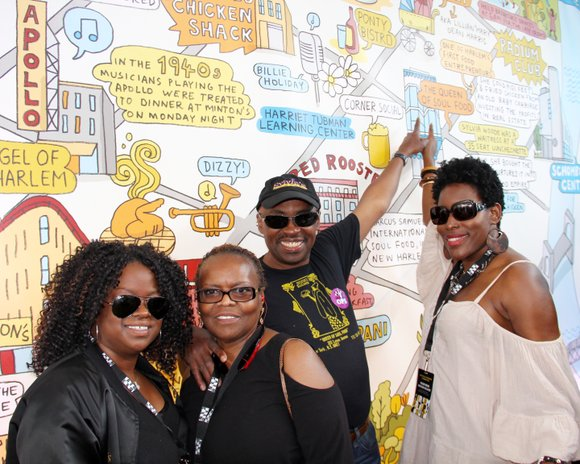The second annual Harlem EatUp! festival has come to a close. The Dine Ins have been turned out, The Stroll ...