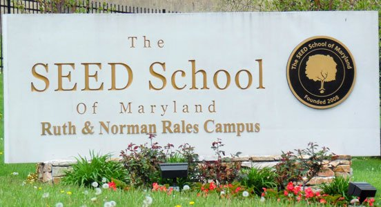 Maryland's only public, college-preparatory boarding school, The Seed School of Maryland located at 200 Font Hill Avenue in Baltimore has ...