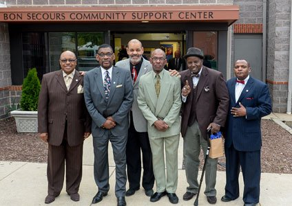 The transition from inmate back into the community can be tough on the ex-offender, families and the neighborhood itself.