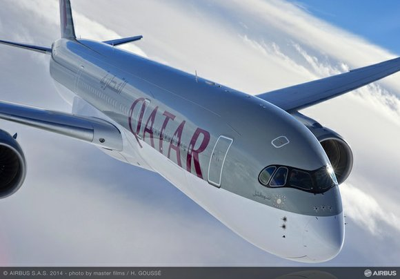 More than 500 passengers aboard the first Qatar Airways flight to Atlanta flew 7,400 miles from Doha, Qatar, without incident, ...