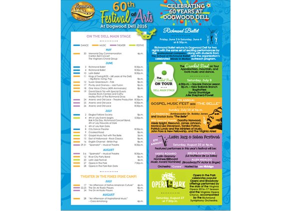 Some of the area's best musical groups will be featured this summer at the 60th Annual Festival of Arts at ...