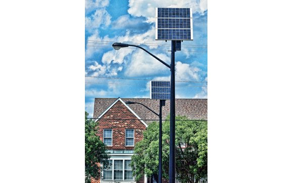 Richmond Mayor Dwight C. Jones has boasted many times during the last seven years about the solar streetlights that were ...