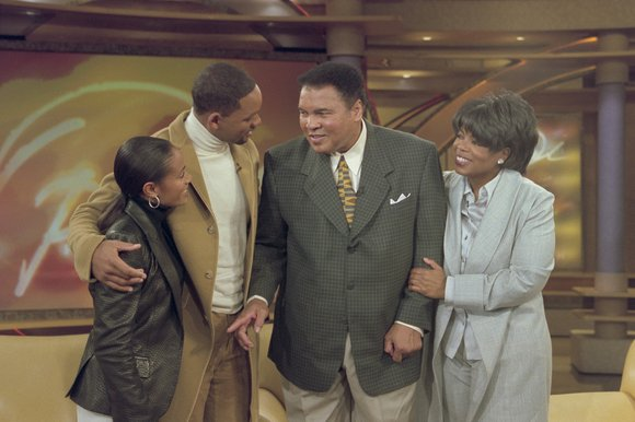 In memory of legendary boxer Muhammad Ali, OWN: Oprah Winfrey Network will present a special re-airing of the boxer's rare ...