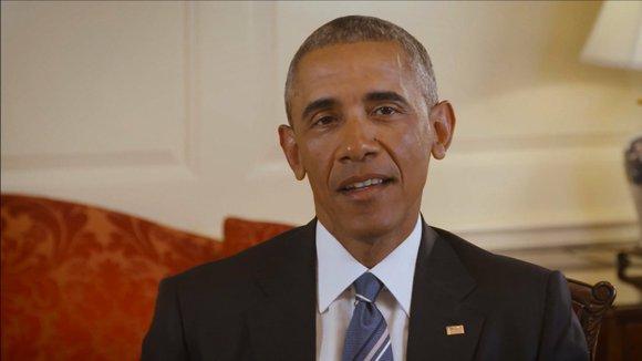 President Barack Obama endorsed presumptive Democratic presidential nominee Hillary Clinton in a web video Thursday.