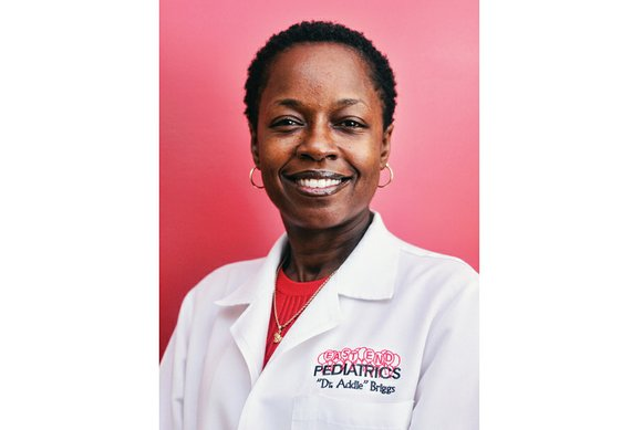 Dr. Addie J. Briggs is accustomed to raising funds for educational causes that benefit Richmond area youth. Patients at Dr. ...