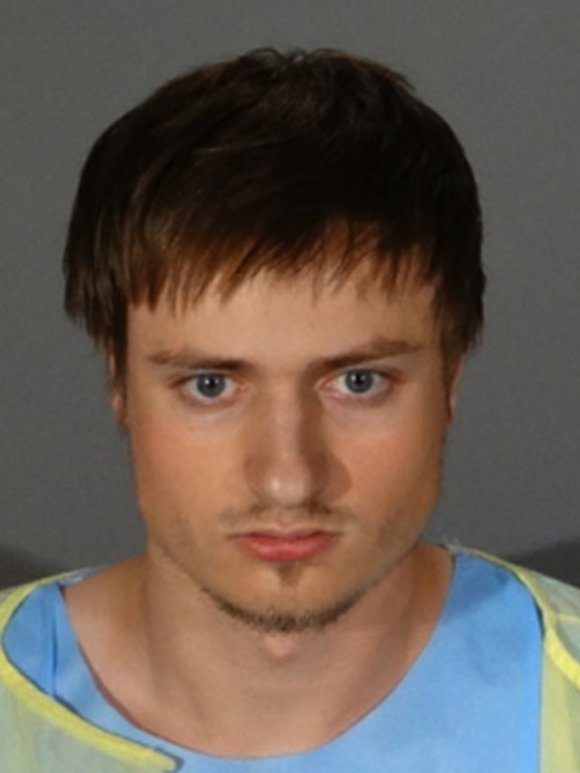 James Wesley Howell, a 20-year-old Indiana man, was arrested in California on Sunday while headed toward the LA Pride festival, ...