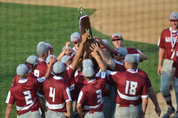 The PNHS baseball team finishes fourth in the state with a record of 33-5 for 2016.