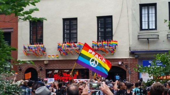 Thousands of people turned out for the Gay Pride Parade in the city.