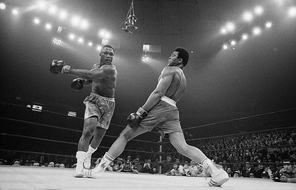 Even in his passing, Muhammad Ali displayed true greatness.