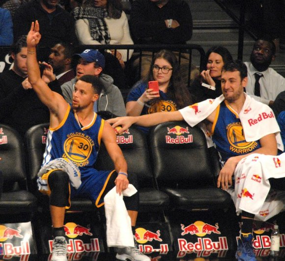 Both the Golden State Warriors and the Cleveland Cavaliers have been here before.